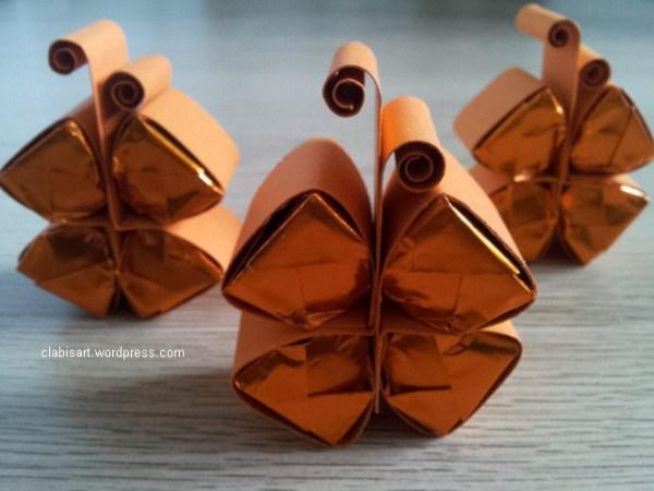 Küsschen-Schmetterlinge by clabisART