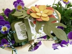Framelits Pflanzen-Potpourri
