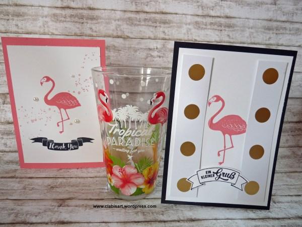 Flamingokarten 1